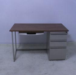 Innenministerium-Stahlschreibtisch moderne Amoires einfache Handelsmetalltisch-Möbel