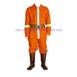 Het beschermende Kostuum van de Veiligheid voor Brandweerman
