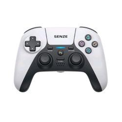 جهاز التحكم في ألعاب Bt من نوع Sz-5001b من Senze PS5 لاسلكي PS5 وحدة التحكم بعصا التحكم