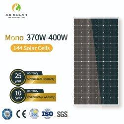 لوحة شمسية أحادية بقوة 400 واط بقوة 350 واط بقوة 360 واط بقوة 380 واط الألواح 350 واط خلية شمسية لتوليد الطاقة الشمسية