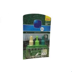 플라스틱 전사술 종이 룸을%s 놓이는 호화스러운 룸 살포 병 공기 청정제 방향 유포자 Freshener 향수 살포 선물