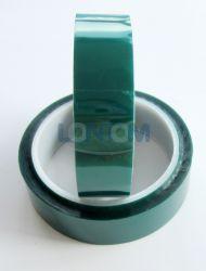 La couleur verte Heat-Resistance Polyester PE rouleau de ruban de masquage électrique