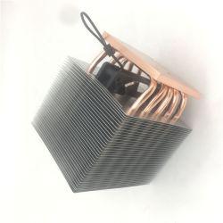 400 de Douane van de Radiator van de Pijp van de Hitte van W kan het Ontwerp veranderen om LEIDENE 100-400 te gebruiken - Film P van de Lamp van de Dans van de Lantaarn van de Lamp van GLB van W de Grote Vierkante