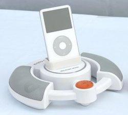 UFO-Art-Lautsprecher für Ipod (I708)