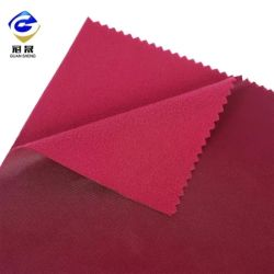 100% Polyester gebreide Super Poly stof voor sportkleding