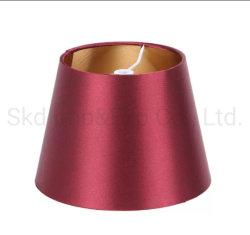 De in het groot Donkerrode Schaduwen van de Lamp van de Doek van de Kegel