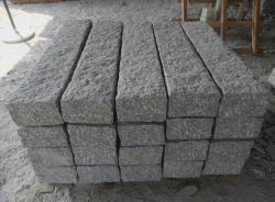 L'Ananas Rough choisi G603 de granit gris pilier de la colonne de clôtures de jardin