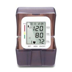디지털 혈압 모니터 팔 손목 혈압계