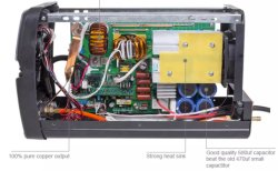 Многофункциональная обращено Arc сварочный аппарат для промышленности сварочные машины сварочного оборудования
