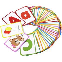 Custom Fridge Magnetic ABC Alphabet letters woord en cijfers Flash Cards voor Homeschool, Leraren, ouders, ESL