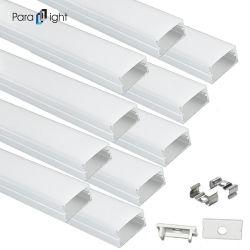 Pxg-204-1b LED 알루미늄 합금 램프 슬롯 U자형 라인 램프 숨겨지다 임베디드 램프 슬롯 천장 램프 스트립 전시 캐비닛 사무실 어려움 램프 스트립