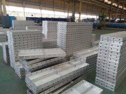 내구성이 뛰어난 알루미늄 Deckform Slab 알루미늄 폼워크 프레임워크