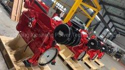 6CTA8.3-C240 Motor Cummins diesel para la construcción de máquinas, equipos de perforación rotatoria, Horizontal, la perforación direccional, retroexcavadora cargadora, rodillo de pavimento