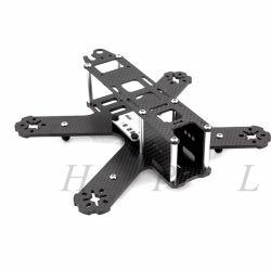 Customized 3K Black Tafetá Diagonal de fibra de carbono CNC Placa moenda de serviços de corte