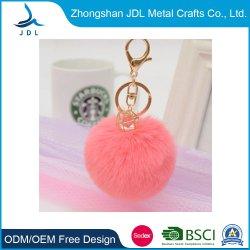 OEM aus China Artikel Jeep Ring Sneaker Jordan Beanie Fake Fuchs Echt Kaninchen Pelz Schlüssel Plüsch Jdm Schmuckhalter Wrangler Japanischer Schlüsselanhänger mit POM-Poms