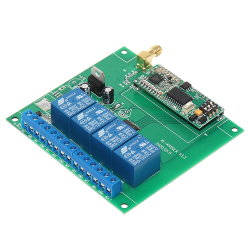 5km drahtloser HF-Universalferncontroller Kl-K400la-4CH