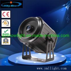 En el exterior IP65) foco LED 200W luz Efecto de agua 200W el logotipo de la luz del proyector LED