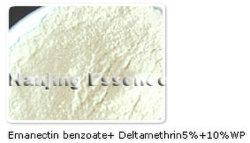 Benzoate 5%+Deltamethrin 10% Wp van Emamectin