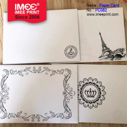 Зал для занятий фитнесом творчества Imee конверт художественных Простой романтический красивой любви Конверт для письма письмо,