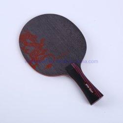 No. 6 lamierina professionale della pala della fibra del carbonio della lamierina di ping-pong di alta qualità equivalente al carbonio 7.6 di Stiga