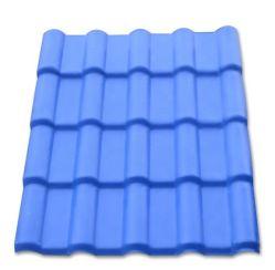 Usine directement de la résine synthétique Style Roms ASA Tuile en PVC pour Pavilion 1050mm