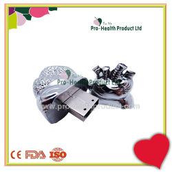 محرك أقراص USB محمول من الزنك مصمم على شكل قلب