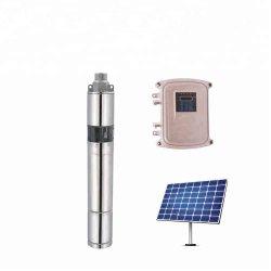 3-дюймовый 48В постоянного тока Бесщеточный двигатель водяного насоса на солнечной энергии водяного насоса на полупогружном судне солнечной энергии постоянного тока насоса