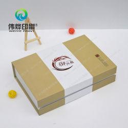 Impressão em papelão rígido magneto Embalagem (usado como cosmético)