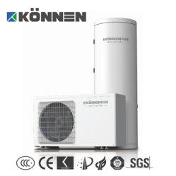 Использования в домашних условиях Split тип тепловой насос для горячей воды, утвержденном CE