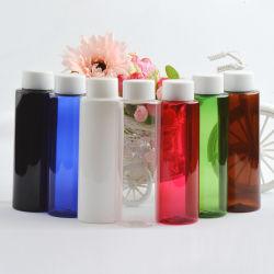 Custom печать Косметическая Пластическая горячего наполнения ПЭТ-бутылки