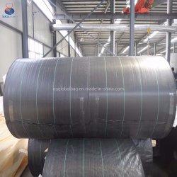 La agricultura Geotextile tejida PP Anti-UV de control de malezas Mat