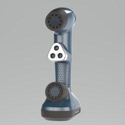 Azul portátil simples e rápida de mão Smart Laser Scanner 3D na parte de Inspecção Automóvel