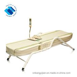 2019 Vente chaude thermique infrarouge (FIR) Lit de massage de Jade, table de massage portable pour la santé