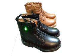 Electric Chaussures Bottes de recharge USB Hommes Femmes Bottes chauffants électriques Rechargeable Batterie Chaussures thermique avec 3 Réglage de l'infrarouge lointain sain Le graphène