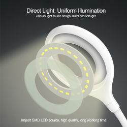 LEIDENE Leathe van de Bescherming van de Ogen van het Ontwerp van de manier het Vouwbare Licht van de Lezing