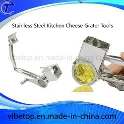 China Export Edelstahl Küche Käse Reibe Werkzeuge