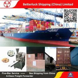 広州からのハンブルク海の運送サービスへのパン機械出荷