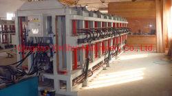 Giuntura di legno dell'impiallacciatura di memoria della pressa calda automatica per compensato che rende a più grande formato i legnami quadrati, con la macchina del compositore del legname del sistema di Hydraulic&Pneumatic