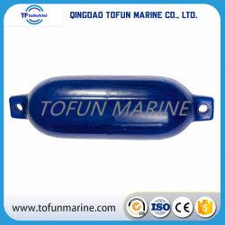 مصد قوارب بحرية زرقاء قابلة للانتفاخ للوسائد الهوائية الجانبية (PVC) للخدمة الشاقة