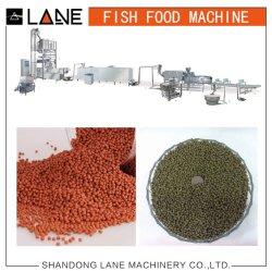 Espulsore automatico dell'alimentazione dei pesci, riga di trasformazione dei prodotti alimentari dei pesci, macchina dell'alimento di pesci