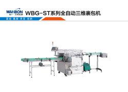 WbgStシリーズ三次元上包みの管同じSmartiesの透過フィルムのCD上包みDVDのセロハン包む機械