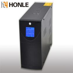 مورد إمداد UPS الصيني لأفضل سعر مع جودة جيدة إمداد UPS (إمداد طاقة غير منقطع) مع بطارية حمض الرصاص