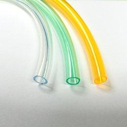 Couleur bleu noir rouge jaune clair au niveau de l'eau en plastique transparent en PVC souple Flexible de tube