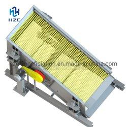 ミネラル製造プラントの装置の振動スクリーンをソートする金鉱山