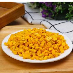 Caliente la venta de frutas de naranja fresco Liofilizado la cáscara de naranja con el precio de fábrica