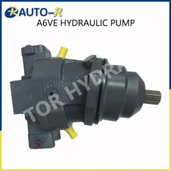 Rexroth A6ve de série moteur à piston hydraulique axial