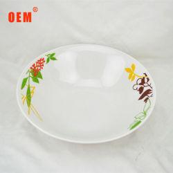 Câmara de Mistura de cerâmica Eco-Friendly Taça de salada
