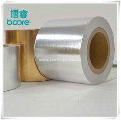 De Kokers van de Kegel van het document met de Laag van de Aluminiumfolie voor Roomijs