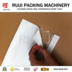 lista de embalagem automática Saco de envelopes fechados fazendo a máquina para UPS