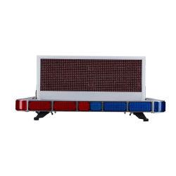 Senken personnalisé Remote Controll écran LED lumineux du système d'avertissement